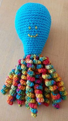 32 Beste Afbeeldingen Van Haken Inktvisjes Octopus Crochet Baby