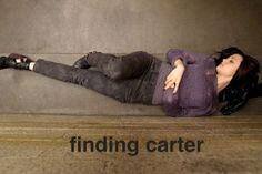 Finding Carter  Loved the premiere!  Such a complex and thought provoking concept.  I think this might be my favorite new show ;)