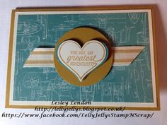 Stampin' Creative Blog Hop - Retiring Favourites