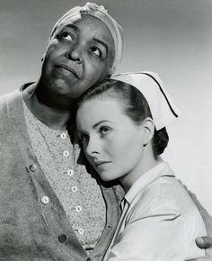 Ethel Waters & Jeanne Crain