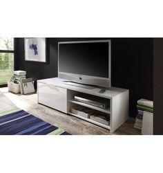 Meuble TV PIMONTE, 122 cm