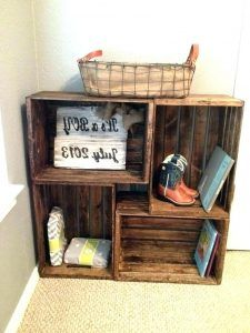 Milk Crate Bookshelf Diy Furniture Bookshelves Diy Crate Bookshelf Diy Wooden Crate