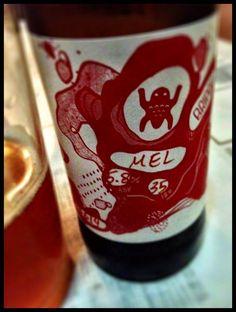 El Alma del Vino.: Cervezas : Cerveses Artesanes Bripau Cervesa Mel.