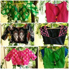 Beauty best blouses at your doorstep,wow customisable collections!!!!!!!