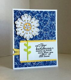 Double embossing. www.paperseedlings.com