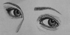 #drawing #carbon #eyes