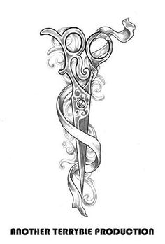 Resultado de imagem para scissor tattoo designs