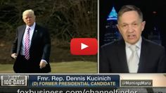 It's not that often that you get to see a top-tier Democrat coming out to defend President Trump. That is exactly what happened when Congressman Dennis Kucinich went on FOX News today. Kucinich revealed that the REAL source of all the anti-Trump leaks is the corrupt American intelligence community! WOW! This is really freaking bad. …