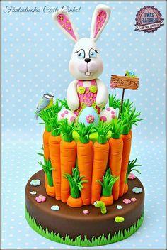 In previsione di Pasqua quest'anno ho realizzato un nuovo tutorial per la rivista Cake Design, per il numero Speciale Pasqua. Dopo ...