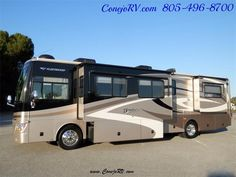 2007 Fleetwood Discovery Quad-Slide Full Body Paint for sale in Thousand Oaks, CA Camper Trailer For Sale, Camper Caravan, Campers For Sale, Rv For Sale, Camper Trailers, Motor Homes For Sale, Fleetwood Discovery, Fleetwood Rv, Full Body Paint