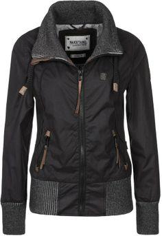 Naketano SCHLAGERSTAR II Summer jacket black on shopstyle.co.uk