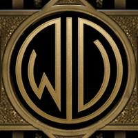 I created my own custom monogram with The Great Gatsby Monogram Maker.