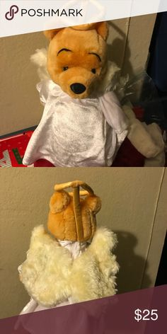 """Tree Topper """"Winnie the Pooh"""" Winnie the Pooh Tree Topper Disney Other"""