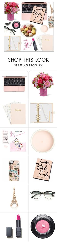"""Thank you so much over 33,000 followers! ♡"" by danielle-487 ❤ liked on Polyvore featuring interior, interiors, interior design, home, home decor, interior decorating, Fornasetti, Rifle Paper Co, Bling Jewelry and NARS Cosmetics"