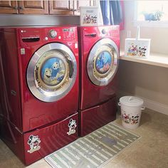 "Finding Nemo laundry upgrade! 996 Likes, 16 Comments - Disney At Home (@disney_at_home) on Instagram: ""@sweetdisneytreats knows how to make doing the laundry less of a chore, just add a little Disney!…"""