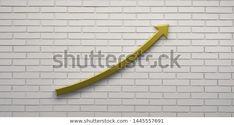 Find Success Arrow White Brick Wall stock images in HD and millions of other royalty-free stock photos, illustrations and vectors in the Shutterstock collection. White Brick Walls, Garden Tools, Arrow, 3 D, Finance, Royalty Free Stock Photos, Success, Concept, Business