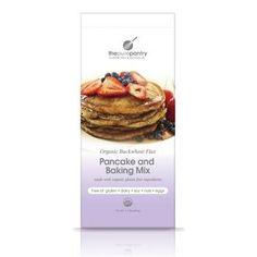 The Pure Pantry Og2 Buckwheat Pancake Mix (6x1.4Lb)