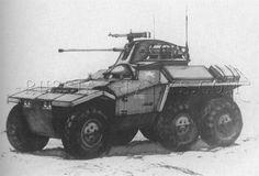 Reconn scout vehicle XM800W