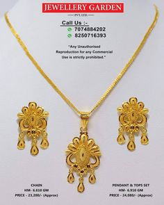 Pearl Necklace Designs, Gold Earrings Designs, Gold Jewellery Design, Gold Jewelry, Beaded Jewelry, India Jewelry, Pearl Jewelry, Jewlery, Gold Pendent