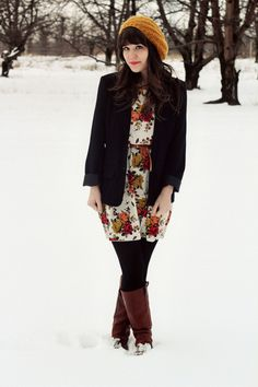 nice winter orchards street style photo form selectivepotential fashion blog
