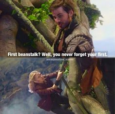 You never forget your first. Hook and Emma - #CaptainSwan 2 * 6