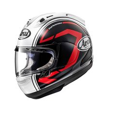 #Arai #RX-7V #Statement Black Motorbike Helmet. Buy yours on https://www.helmade.com/en/arai-rx-7v-statement-black-motorbike-integral-helmet.html