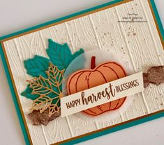 Team StampIt Blog Hop – Thanksgiving – Karen's Stamping Page
