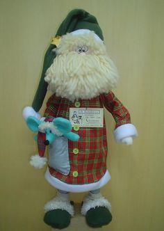 Papai Noel vai dormir...../ A Bonekeira \..