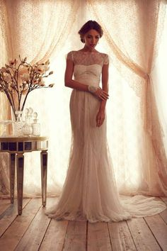 Wedding Dresses: Anna Campbell Gossamer Collection, perfect