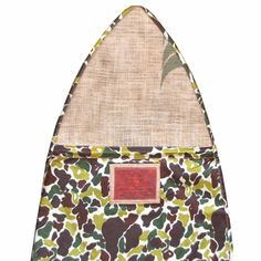 The Hemd Camo Surfboard Cover is great for keeping the wax off your car seats and the sun off your stick.  Made from a lightweight camo material and fitted with a hefty burlap nose pocket, this board sock keeps your board safe on it's daily travels.