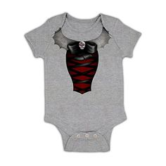 a6aee2f92822 Gothic Princess Costume Baby Grow - 6-12 Months, Athletic Heather ***
