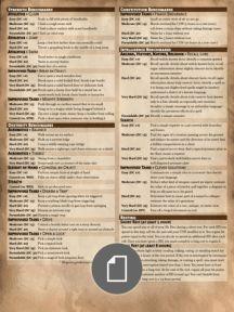 28 Best 5e Screens/Cheat Sheets images | Dm screen, Cheat sheets