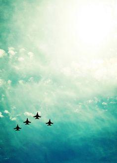 F-16 Falcon's