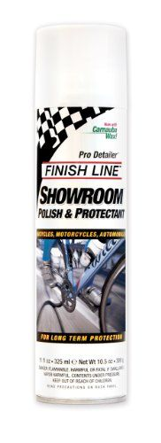 Finish Line Showroom Polish & Protectant 11oz Aerosol Spray - $8