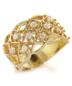 REPIN FOR A CHANCE TO WIN THIS RING - Tantra Ring - 14k Gold 1.2 Ct CZ Women Ring - Only $19! ( MSRP: $ 70) - Limited Quantity - Sale start today for a week. CLICK PIC TO ORDER