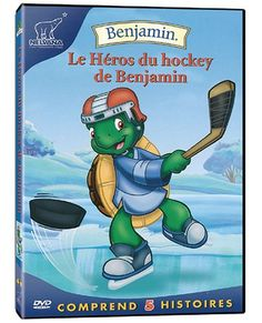 Le Héros du hockey de Benjamin (Version française) Phase 4 Films http://www.amazon.ca/dp/B00030AZAM/ref=cm_sw_r_pi_dp_dp81ub0HFFFA6