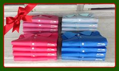 Day 9:   Peter Millar Logoed Golf Shirts:  100% mercerized cotton,  these golf shirts (available in the four pictured colors) make an excellent gift.  $150 NZD (inclusive of GST).  Domestic shipping is $5, international is $20.  Immediate availability.