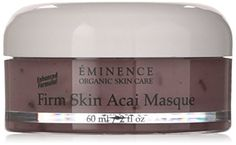 Eminence Firm Skin Acai Masque Skin Care 2 Ounce * You can get more details by clicking on the image.