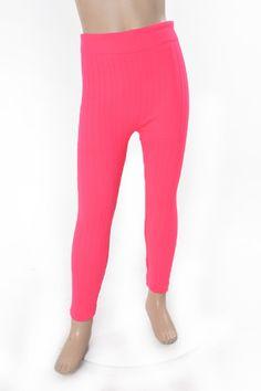 Kids- Fleece Solid Leggings - Several Colors www.gypzranch.com $8