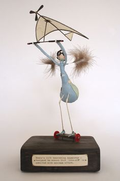 Brain's Fairy Aiding Inventions - Samantha Bryan » Gallery