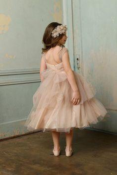 #Watters 41895, #41895 Watters Flower Girl Dress, #Watters 41895 Flower Girl Dress #timelesstreasure