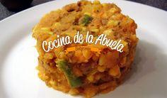 Un plato especial para los días de frío, con todo el sabor y nutrientes que la abuela sabe agregar a sus comidas. ¡Es hora de cocinar charquicán!