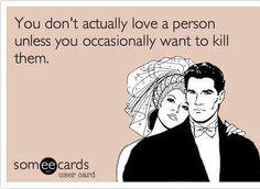 Real Love Ecard humor