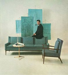 Paul McCobb, Directional Furniture 1957