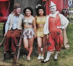 vintage circus performers - Google Search