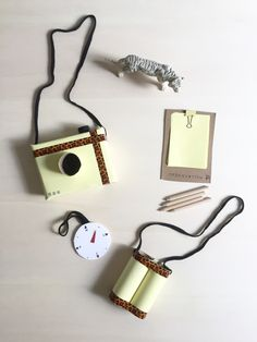 {DIY} Le kit d'explorateur!