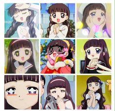 La persona que siempre cuida a Sakura y está ahí para ella.....y es Tomoyo!! Feliz cumple!! Te queremos nna ❤️