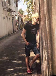 © summertime in bali scans Kim Jinhwan, Chanwoo Ikon, Aka Songs, Bobby, Sassy Diva, Ikon Wallpaper, Fandom, Yg Entertainment