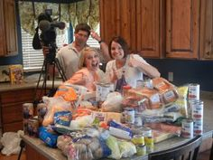 17 Meals for under $100...our KSL news story--Coupons vs. Bargain Shopping.  We blew the coupon-er out of the water!!