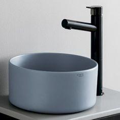 【CIE-SHMILAT25/AV】 SHUI COMFORT MINIMO ROUND25(シュイコンフォートミニモラウンド) 置き型手洗器250mm | Hits Online Shop(ヒッツオンラインショップ) Decor, Sink, Home Decor